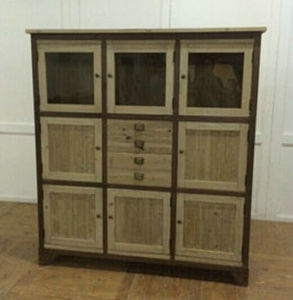 Stereoscopic Cabinet Antique Furniture pictures & photos