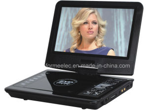 9 Inch LCD Portable DVD Player Car DVD with TV Game Radio pictures & photos
