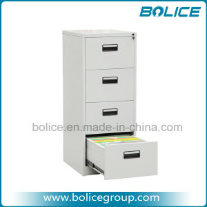 3 Drawers Metal Office Vertical Filing Cabinet pictures & photos