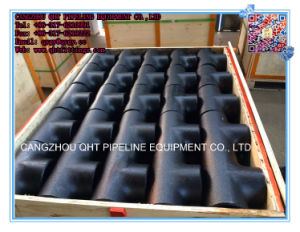 ANSI ASTM ASME DIN 15CrMo Alloy Steel Seamless Tee pictures & photos