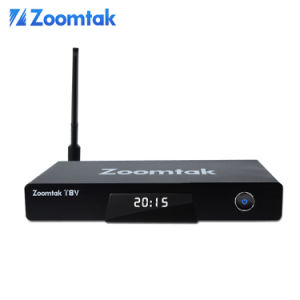 Hottest Quad Core Android 5.1 S905 Stream TV Box Zoomtak T8V pictures & photos