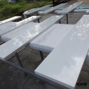 White Quartz Stone Countertop for Bathroom/ Kitchen / Hotel pictures & photos