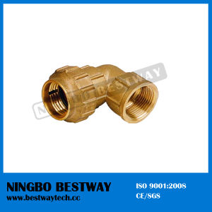 Brass Compression Fitting for HDPE Pipe (BW-305) pictures & photos