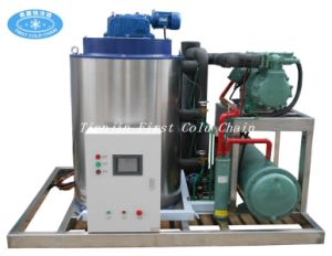Ice Machinery Professional 5t/24h Flake Ice Maker Machine for Meat Fresh pictures & photos