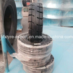 Solid Forklift Tyre 3.50-5 Industral Tyre with Best Prices, OTR Tyre 350-5 with Warranty pictures & photos