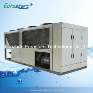 -25c Ultra Low Ambient Temp 85c Hot Water R134A Air to Water Heat Pump Water Heating Unit pictures & photos