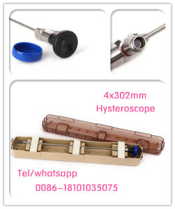 New Ce/ISO Approved Surgical Instrument Endoscope Rigid Hysteroscope for Gynecology 4X302mm-Maggie pictures & photos
