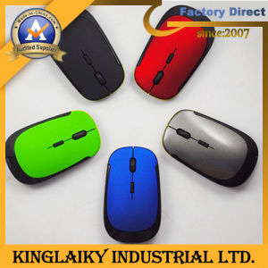 Cheap Wireless Mouse for Promotional Gift pictures & photos