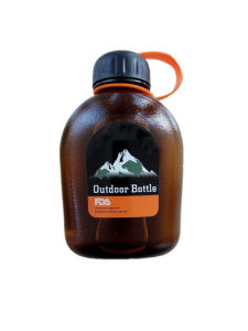 600ml/850ml Portable Plastic Outdoor Sports Bottle with Fliter pictures & photos