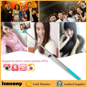 2016 Wholesale Super Mini Wired New Selfie Stick (RK-Mini3) pictures & photos