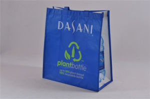 Laminating RPET Tote Bag/RPET Shopping Bag/RPET Nonwoven Bags (MECO441) pictures & photos