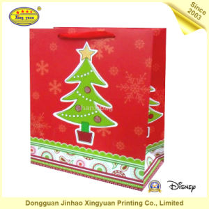Custom Printed Christmas Art Paper Bag/ Packaging Bag/Gift Bag pictures & photos