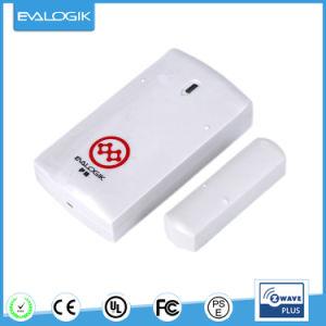 Wireless Magnetic Door Sensor (ZW101) pictures & photos