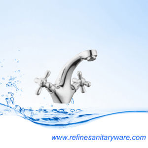 Single Handle Wash Basin Faucet Bathroom Basin Faucet (R1007857CY)
