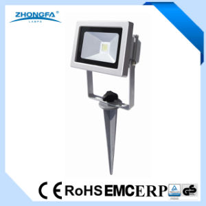 IP65 10W Multifuctional LED Floodlight pictures & photos