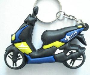 Custom Soft PVC Car Shape Keychain pictures & photos