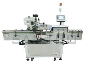 Automatic Round Bottle Labeling System pictures & photos