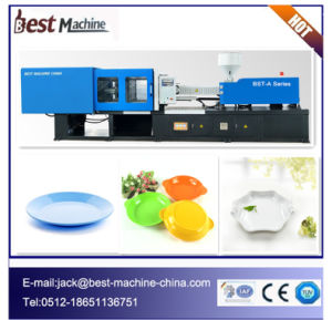 Plastic Fruit Plate Injection Making Machine for Customized pictures & photos