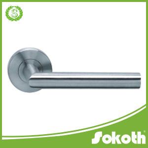 Ss Stainless Steel 201/304/316 Lever Door Handle/ Door Lock 3 pictures & photos