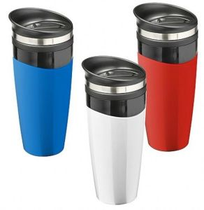 Double Wall Hot Keeping Travel Mug pictures & photos