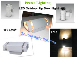 LED Outdoor Wall Light IP65 Different Colors in Option pictures & photos