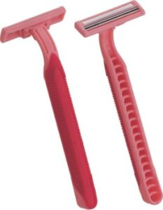 Twin Blade Disposable Razor (KD-H2006L) pictures & photos