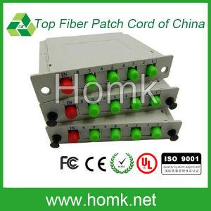 Lgx Fiber Splitter 1X4 FC/APC pictures & photos