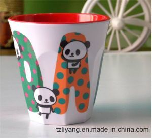 in Mould Label for Panada Plastic Cup pictures & photos