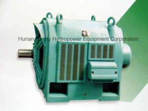 High Voltage Hydro (Water) Turbine Generator Unit 6.3kv / Hydroturbine / Hydropower pictures & photos