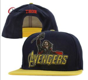 2016 Popular Snapback Hats with Embroidery (14052) pictures & photos