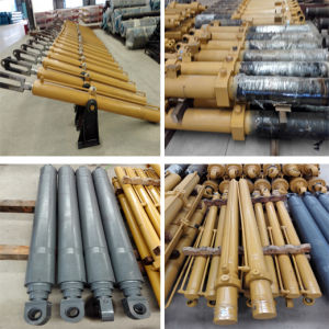 Push Plate Hydraulic Oil Cylinder for Garbage Compressor pictures & photos
