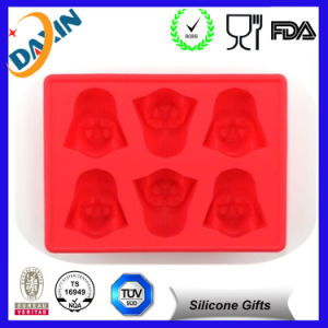 Custom Hot Sales Star Wars Silicone Ice Cube Tray pictures & photos