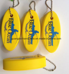 Custom Souvenir Rubberpvcevapuembroiderycork Key Ring Keychain (GBBP48) pictures & photos