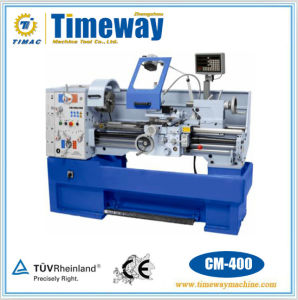 Variable-Speed Lathe Machine, Torno, Horizontal Gap Bed Lathe (CM-400V) pictures & photos