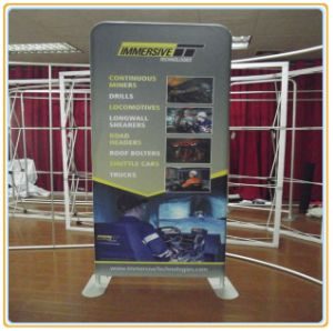 Straight Easy Banner Stands for Exhibition pictures & photos