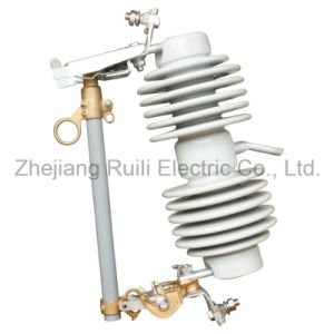 24-27kv High-Voltage Porcelain Drop-out Fuse Cutout pictures & photos