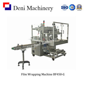Film Full-Over Wrapping Machine with Stacker pictures & photos