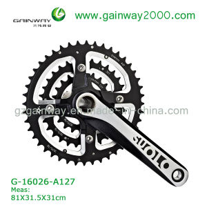Gw-16026-A127 Bike Spare Parts/Bicycle Chainwheel
