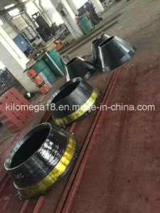 Mantle and Concave for Cone Crusher pictures & photos