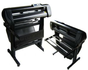 "24"" Arms Vinyl Cutting Plotter with Step Motor pictures & photos"
