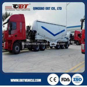 Tri-Axle 60 Cbm 50ton Bulk Cement Power Material Cargo Tanker Transport Semi Trailer pictures & photos
