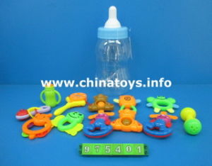 Baby Toy Cartoon Baby Rattle Ring Bell (975401) pictures & photos