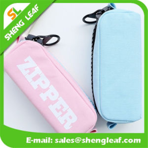 Hot Sale Pen Bag with Zipper Different Colors (SLF-PB007) pictures & photos