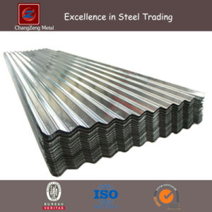 304 Stainless Corrugated Plate for Roofing (CZ-CP15) pictures & photos