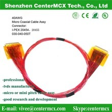 Wire Harness Factory Custom Lvds TV Cable