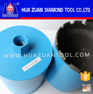 Economical and Practical Electroplated Diamond Core Drill Bit pictures & photos