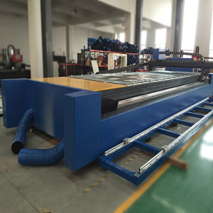 CNC Fabric Round and Square Tube Laser Cutting Machine (TQL-LCY620-GB2513) pictures & photos