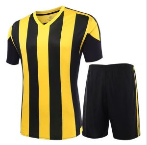 Jersey T-Shirt Sports Soccer Football Shirt for Men Training (AKFS3) pictures & photos