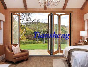 Double Glazed Aluminium Windows Doors Comply with As2047 As2208 As1288 _ Horizontal Bi-Folding Doors pictures & photos