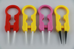 Wholesale Factory Electronic Cigarette Teflon ceramic Tweezer with Competitive Price pictures & photos
